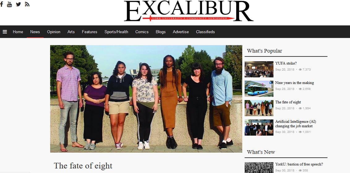 Excalibur Fate of Eight
